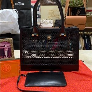 Tory Burch Bags - NWT TORY BURCH GEORGIANA TOTE